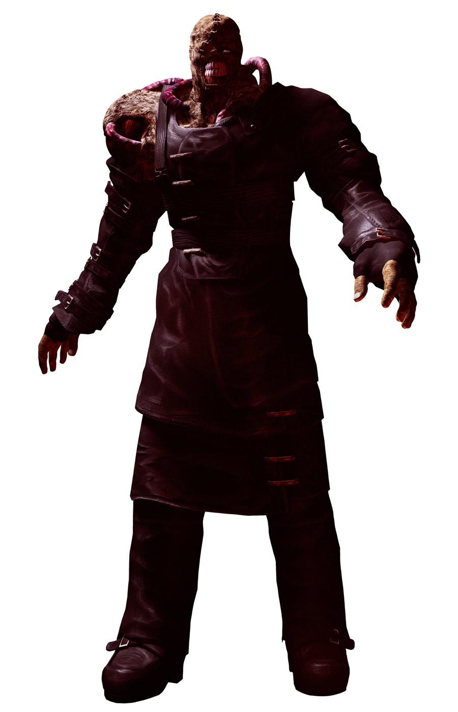 Nemesis (Resident Evil) | Villains Wiki | FANDOM powered ...