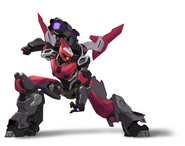 OW2 Skirmisher Concept