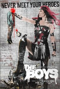 Queen-Maeve-The-Boys
