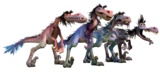 Raptors The Good Dinosaur