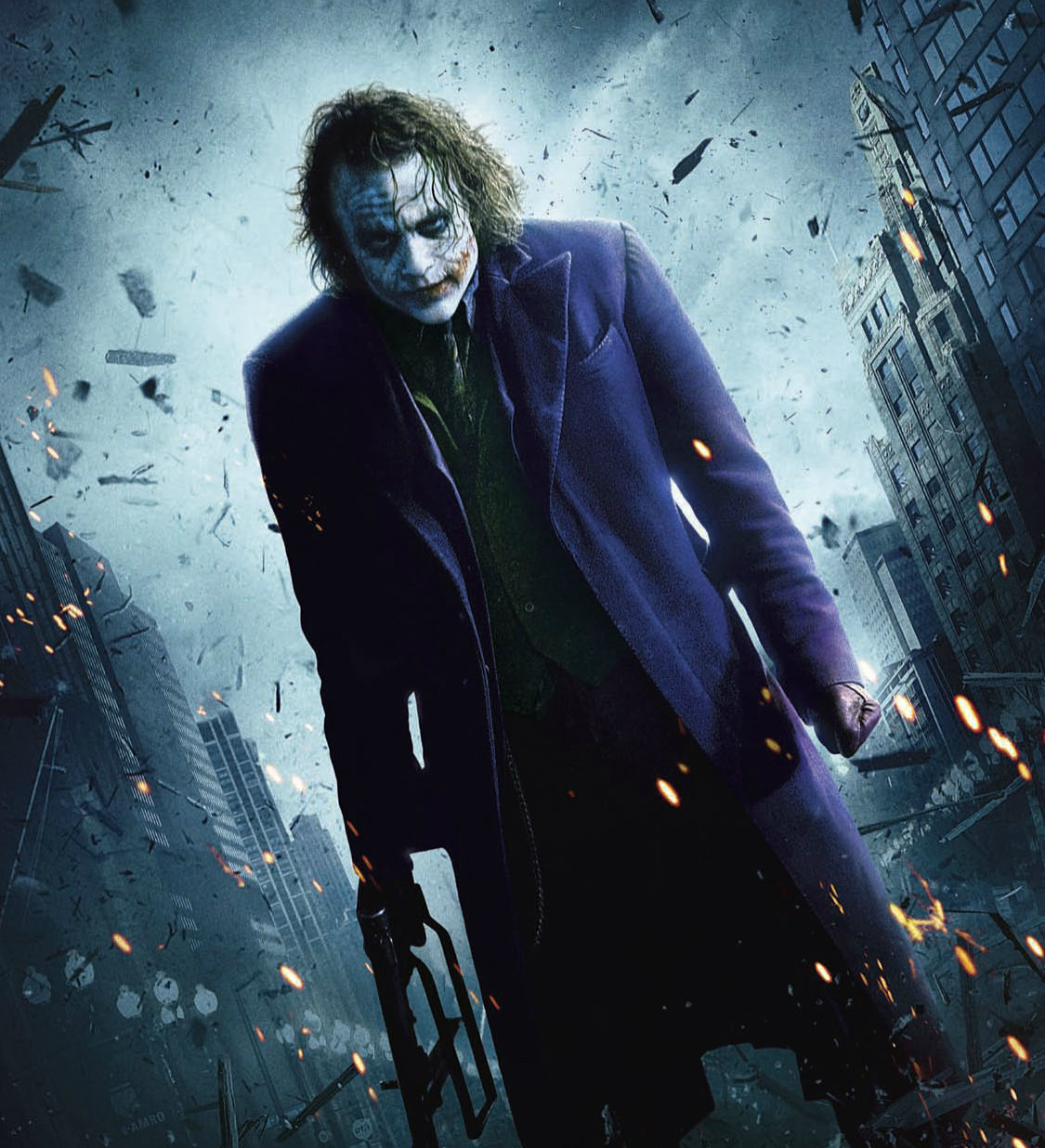 Florida man dubbed the 'Joker' arrested two times in week | Daily ...