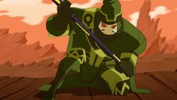 DC-Steppenwolf JLA