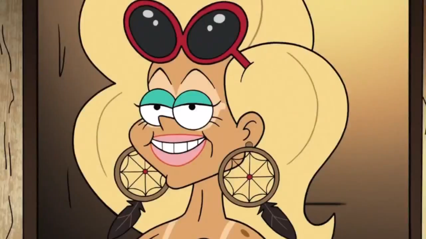 darlene gravity falls villains wiki fandom powered by wikia