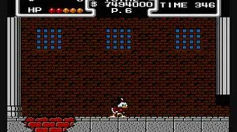 Duck Tales (Final Boss) -Nintendo (NES)-