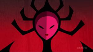 High Priestess Samurai Jack