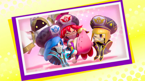 Kirby Mage Sisters & Hyness
