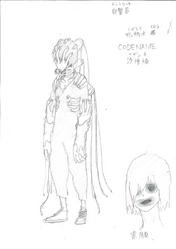 Shigaraki Tomura Sketch
