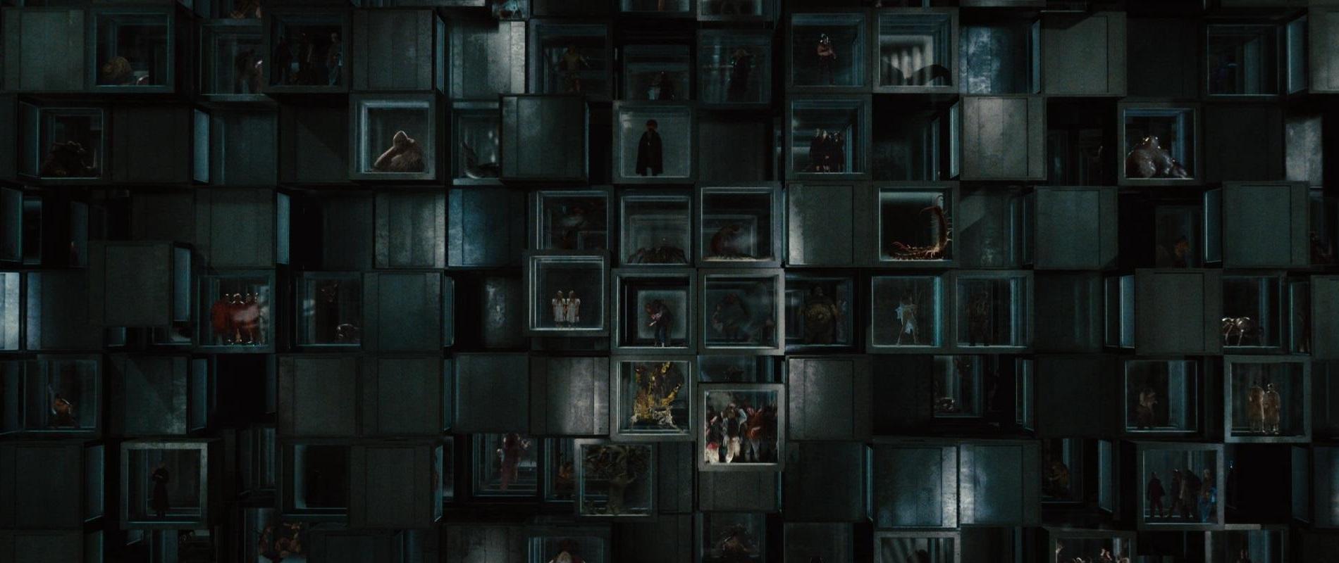 Cabin In The Woods Mutants