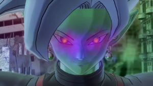 DBXenoverse2- Fused Zamasu Supervillain Mode