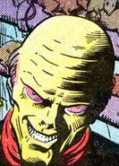 Earthworm Evil Grin