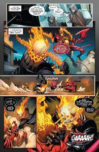 Ghostrider Carnage Vs Ghostrider