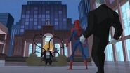 Spectacular Spider-Man (2008) Gangland fight part 4