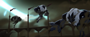 Storm Guards get swept into the storm MLPTM