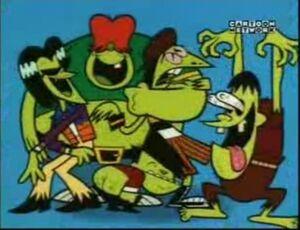 Unprincipled Gangreen Gang