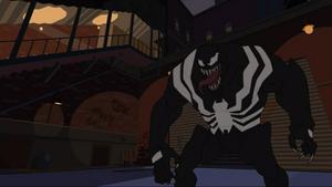 Venom Spider Man 2017