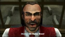 I'm Hoodo Brown