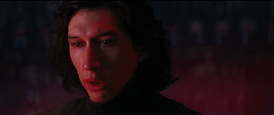 Kylo and Han Solo's death