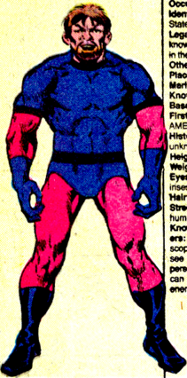 Ned Lathrop (Earth-616) from Official Handbook of the Marvel Universe Vol 2 9