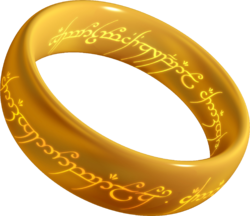 One Ring Render