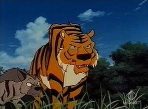 Shere Khan (Jungle Book Shōnen Mowgli)