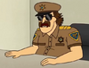 The Officer Regular Show