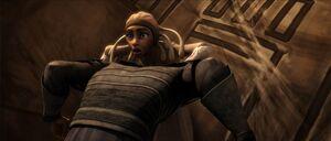 Adi Gallia's Death (Clone Wars)