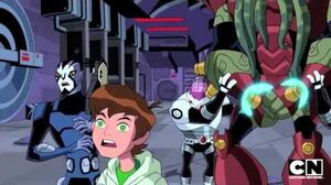 Ben 10 Omniverse - Vilgax Must Croak (Preview) Clip 1