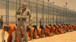 Bill Boss and Centipede prisoners