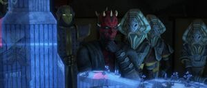 Darth Maul plotting