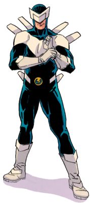 Frederick Myers (Earth-616) from Superior Foes of Spider-Man Vol 1 1 001