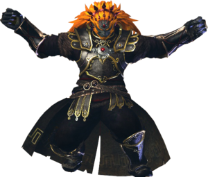 HW Ganondorf Standard Armor (Twilight) Model