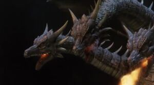 King Ghidorah (Rebirth of Mothra III) 19