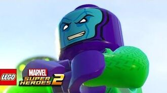 LEGO MARVEL SUPER HEROES 2 All Kang Scenes