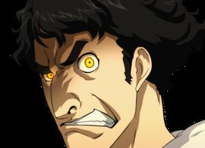 ShadowKamoshida-cutin angry