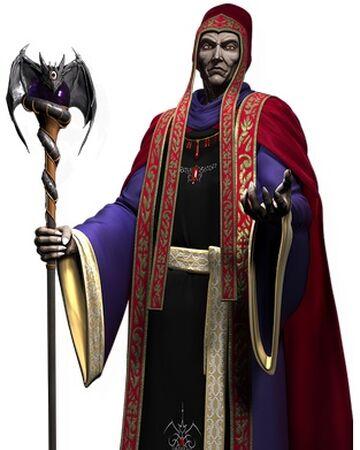 Shaft (Castlevania) | Villains Wiki | Fandom