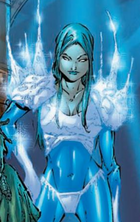 Top Cow Comics Ice Mistral
