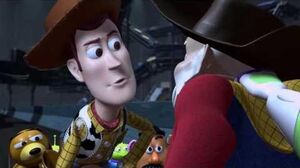 Toy story 2 Stinky Pete leans a lesson