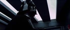 Vader shown
