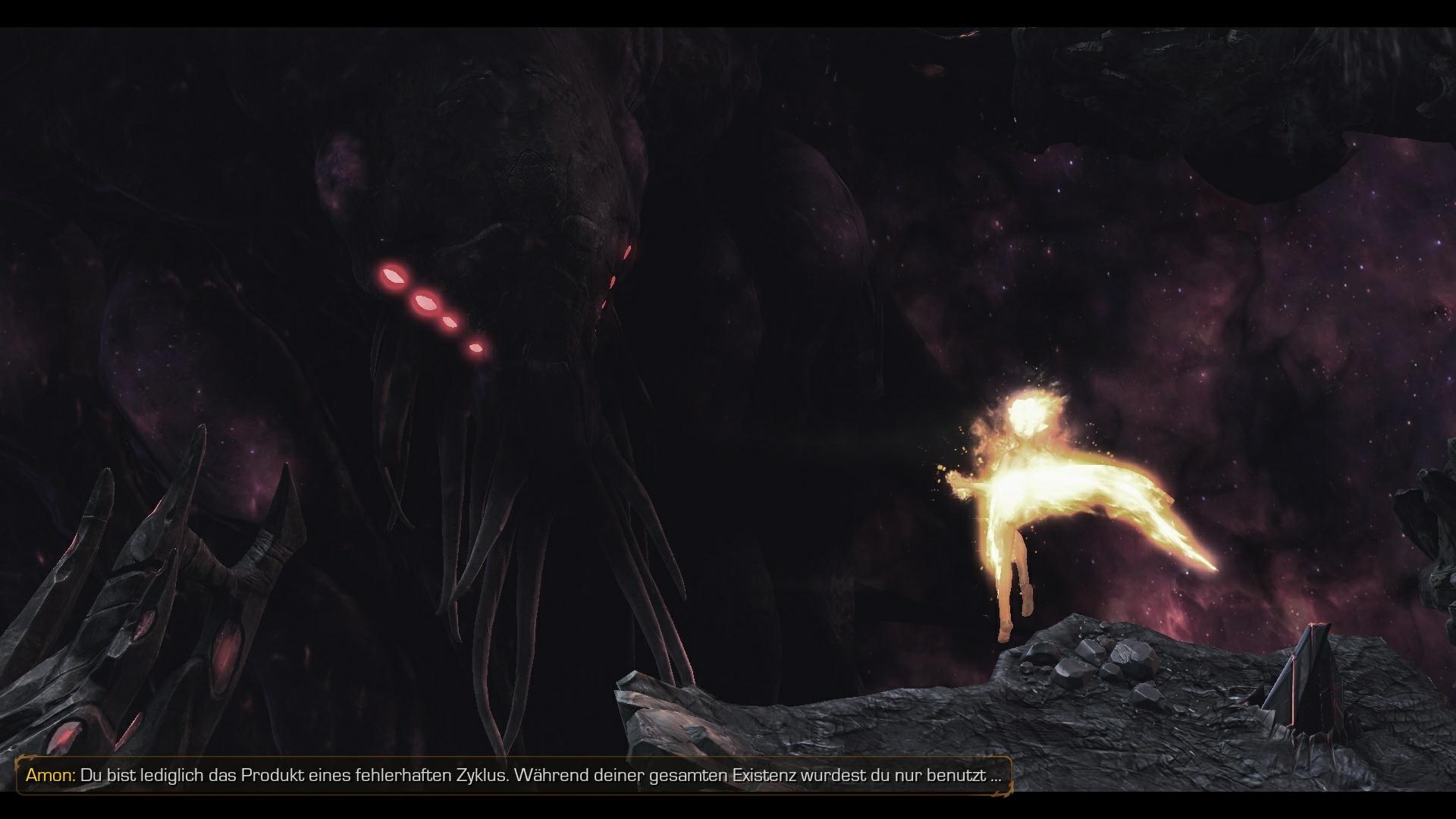 Amon Screenshot
