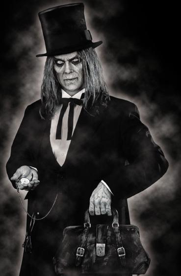 The Caretaker (Halloween Horror Nights) | Villains Wiki | FANDOM ...