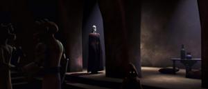 Count Dooku Jabba's palace