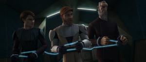 Count Dooku Jedi taunt