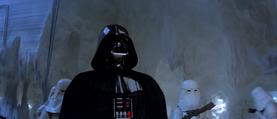 Darth Vader hangar