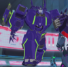 Decepticon Treadshock