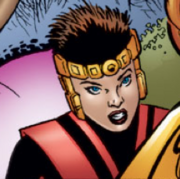 Gianna Esperanza (Earth-616) from X-Men Magneto War Vol 1 1