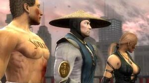 Mortal Kombat 9 Story Video 64 - (END)