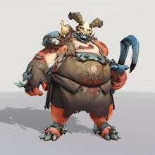 Roadhog butcher