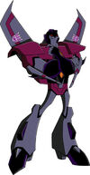 STARSCREAM ANIMATED