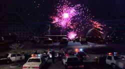 The Killer Klown Fireworks