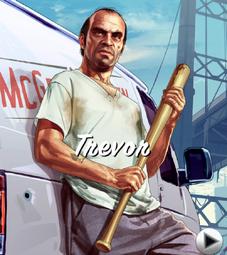 Trevor Artwork-GTAV